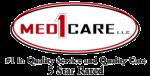 Med1Care Toledo logo