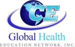 CE Global Health Education Network logo