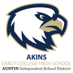 Akins Early College High School logo