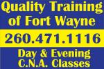 Quality Training Of Fort Wayne Inc. logo