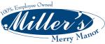 Miller's Merry Manor logo