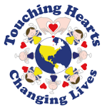 Touching Hearts, Changing Lives logo