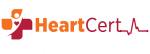 HeartCert logo