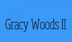 Gracy Woods II logo