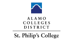 St. Phillips College logo