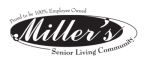Miller's Senior Living Community logo