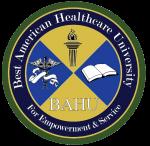 Best American Healthcare University logo